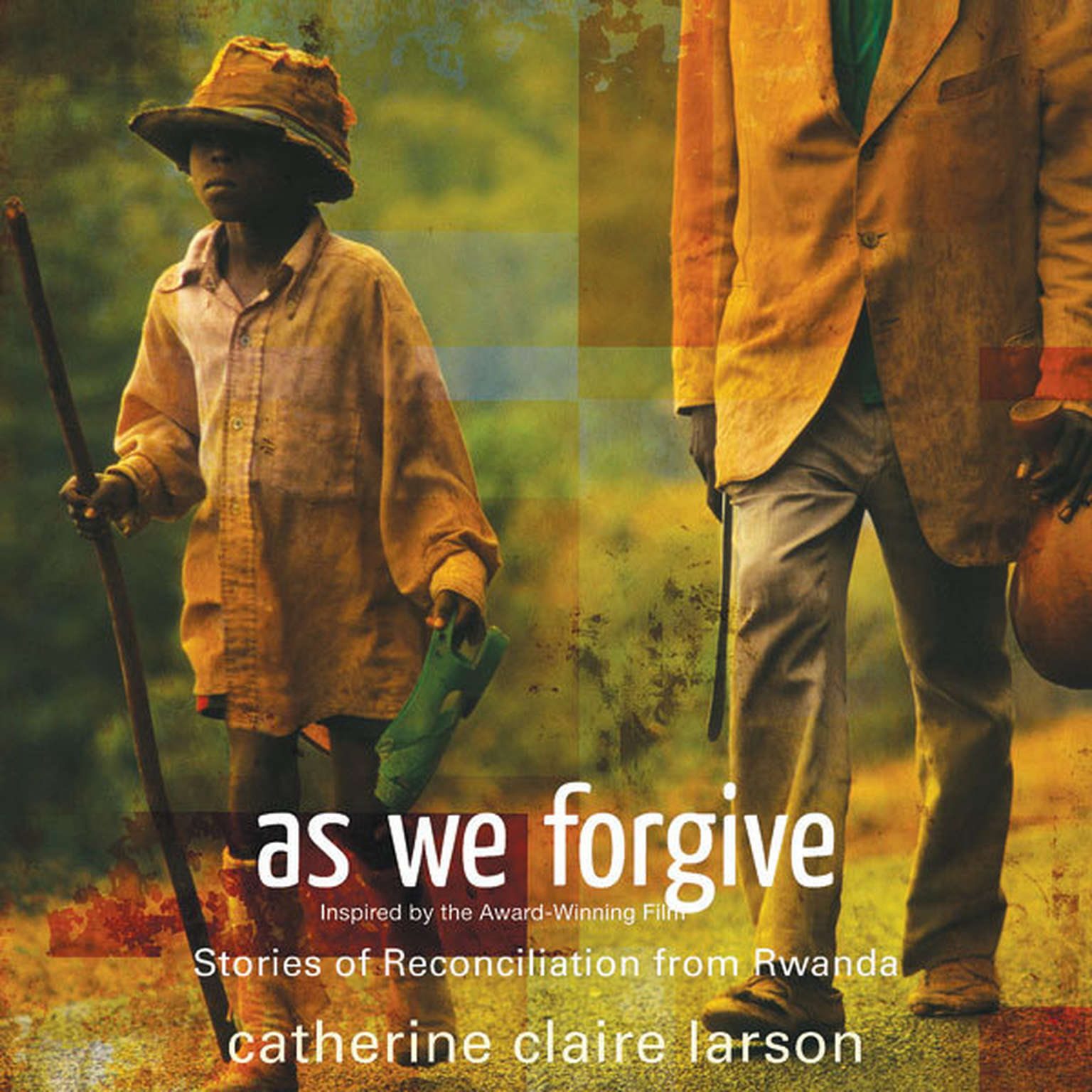 Printable As We Forgive: Stories of Reconciliation from Rwanda Audiobook Cover Art