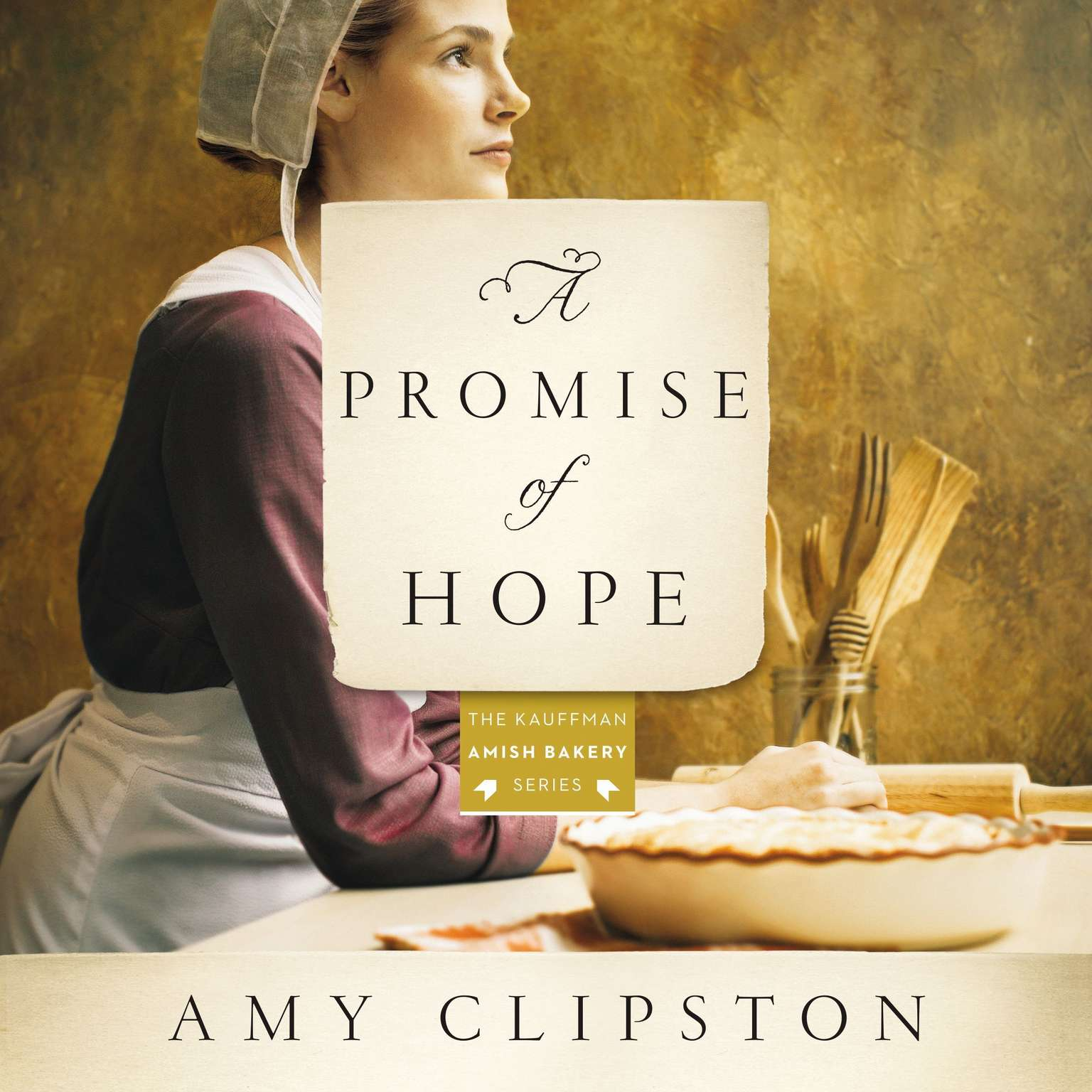 Printable A Promise of Hope: A Novel Audiobook Cover Art