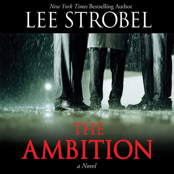 Printable The Ambition: A Novel Audiobook Cover Art