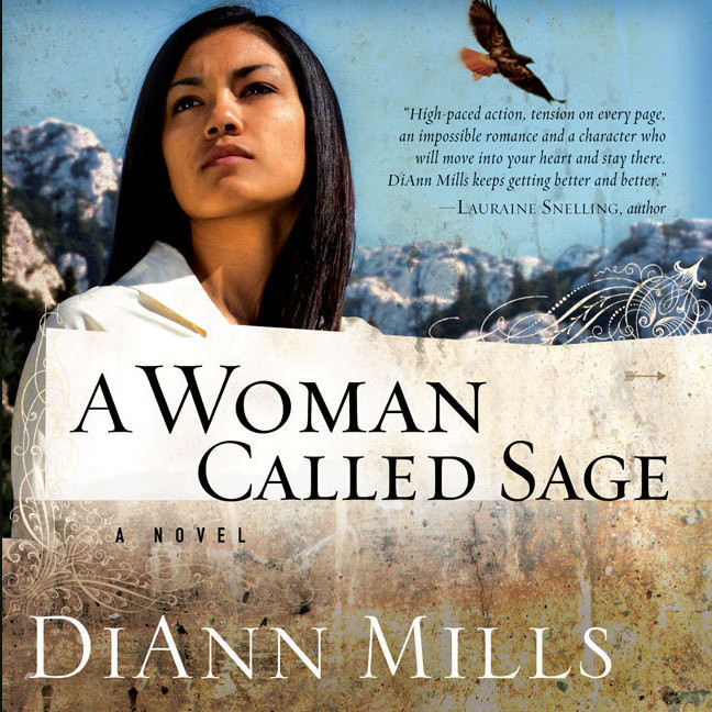 Printable A Woman Called Sage Audiobook Cover Art