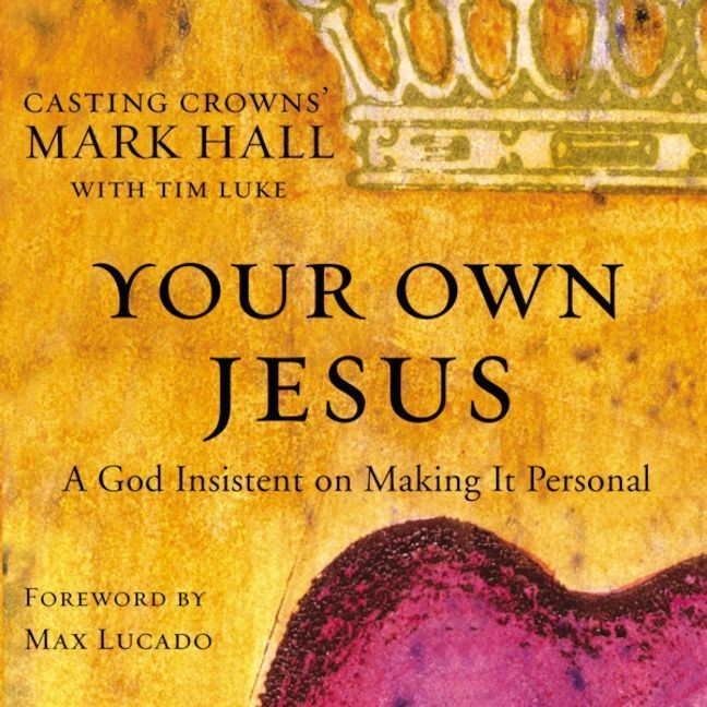 Printable Your Own Jesus: A God Insistent on Making It Personal Audiobook Cover Art