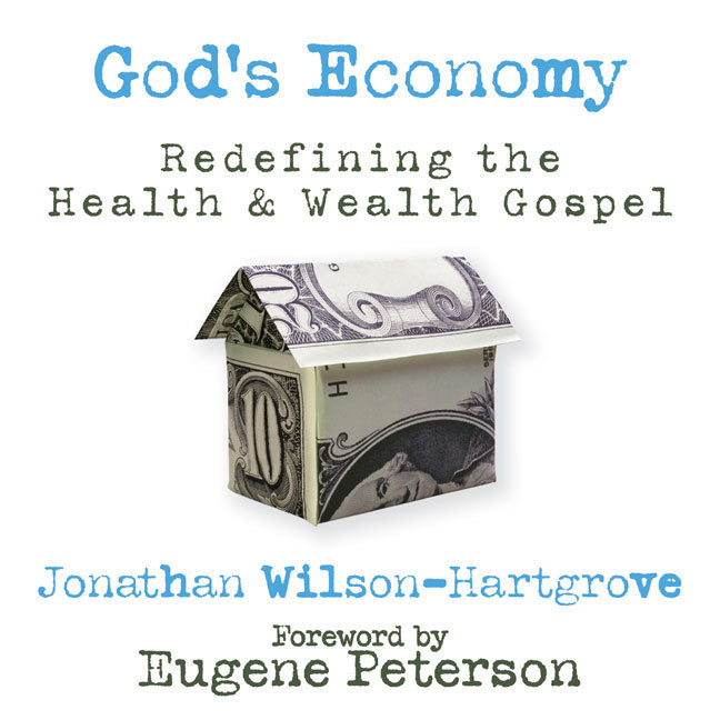 Printable God's Economy: Redefining the Health and Wealth Gospel Audiobook Cover Art