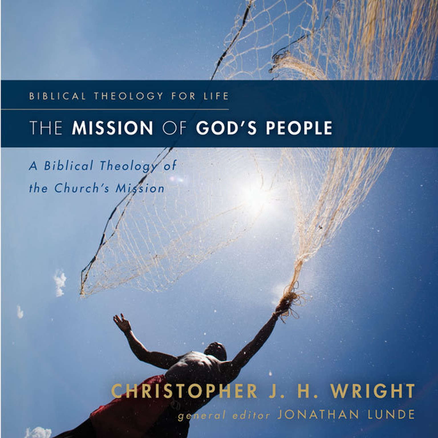 Printable The Mission of God's People: A Biblical Theology of the Church's Mission Audiobook Cover Art