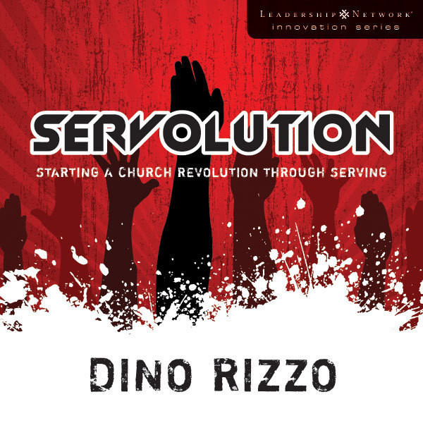 Printable Servolution: Starting a Church Revolution through Serving Audiobook Cover Art