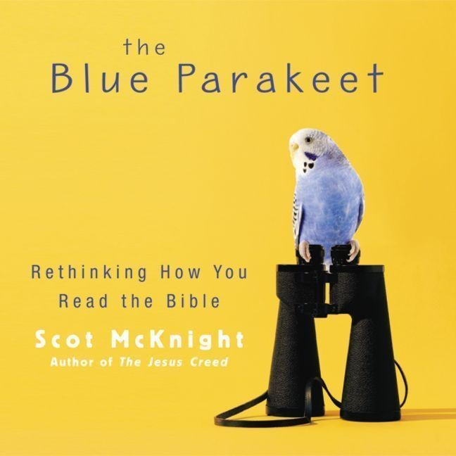Printable The Blue Parakeet: Rethinking How You Read the Bible Audiobook Cover Art