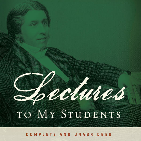 Printable Lectures to My Students Audiobook Cover Art