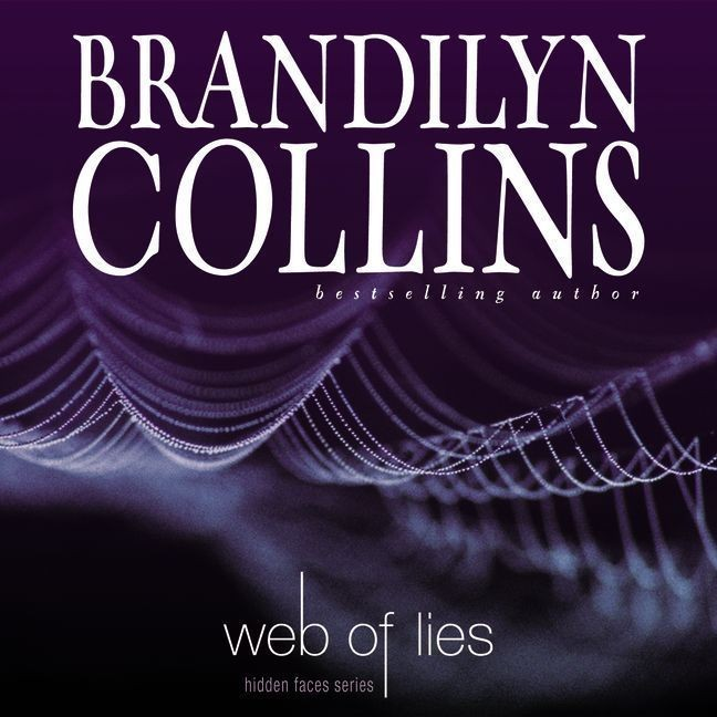 Printable Web of Lies Audiobook Cover Art