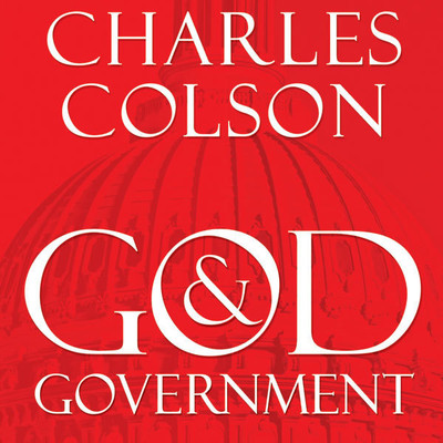 God and Government: An Insiders View on the Boundaries between Faith and Politics Audiobook, by Charles Colson