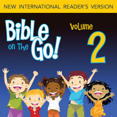 Bible on the Go Vol. 02: The Flood and the Tower of Babel (Genesis 6-9, 11): The Flood and the Tower of Babel Audiobook, by Zondervan