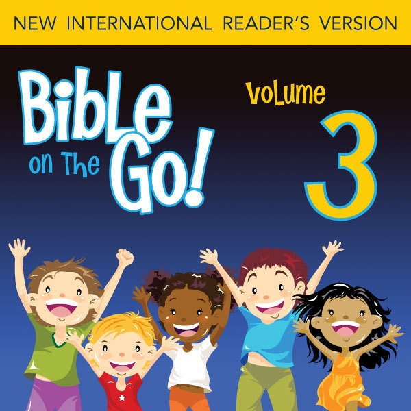 Printable Bible on the Go Vol. 03: The Story of Abraham and Isaac (Genesis 12, 15, 18-19, 21-22) Audiobook Cover Art