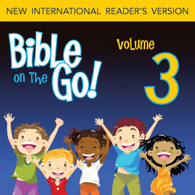 Bible on the Go Vol. 03: The Story of Abraham and Isaac (Genesis 12, 15, 18-19, 21-22) Audiobook, by Zondervan