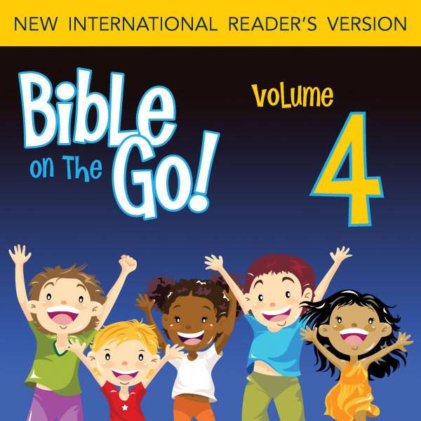 Printable Bible on the Go Vol. 04: The Story of Isaac and Rebecca; The Story of Jacob (Genesis 24-25, 27-29): The Story of Isaac and Rebecca; The Story of Jacob (Genesis 24–25, 27–29) Audiobook Cover Art
