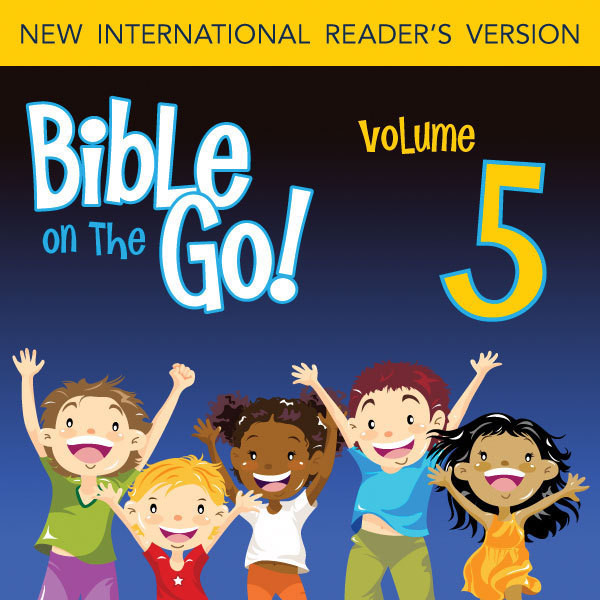 Printable Bible on the Go Vol. 05: The Story of Joseph (Genesis 37, 39, 41-43, 45-46) Audiobook Cover Art