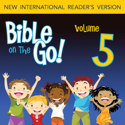 Bible on the Go Vol. 05: The Story of Joseph (Genesis 37, 39, 41-43, 45-46) Audiobook, by Zondervan