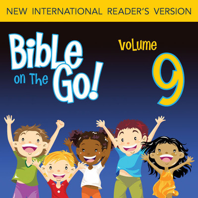 Bible on the Go Vol. 09: The Holy Tent and the Golden Calf (Exodus 26, 32, 40) Audiobook, by Zondervan