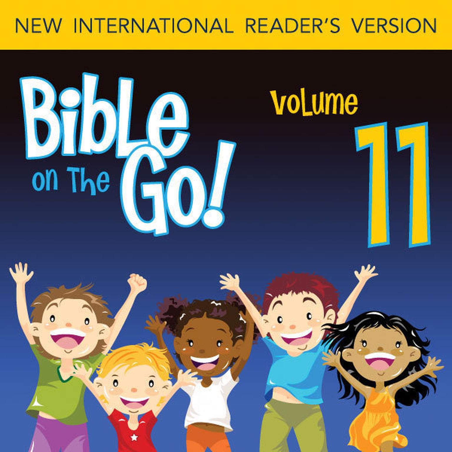 Printable Bible on the Go Vol. 11: Joshua, Rahab, and the Promised Land (Numbers 27, Deuteronomy 34, Joshua 1-4): Joshua, Rahab, and the Promised Land (Numbers 27, Deuteronomy 34, Joshua 1–4) Audiobook Cover Art