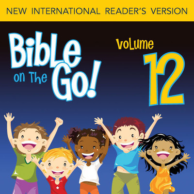 Bible on the Go Vol. 12: The Fall of Jericho, Joshuas Death, and the Story of Deborah (Joshua 5-6, 23-24; Judges 2, 4): The Fall of Jericho, Joshua's Death, and the Story of Deborah (Joshua 5–6, 23–24; Judges 2, 4) Audiobook, by Zondervan
