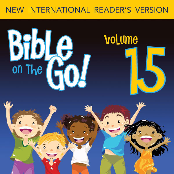 Printable Bible on the Go Vol. 15: The Story of Samuel (1 Samuel 1-3, 7-10, 12-13, 15) Audiobook Cover Art