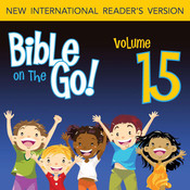 Bible on the Go Vol. 15: The Story of Samuel (1 Samuel 1-3, 7-10, 12-13, 15), by Zondervan