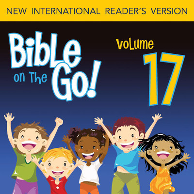 Bible on the Go Vol. 17: David Anointed King; David and Bathsheba; David Plans to Build the Temple (2 Samuel 2, 5, 9, 11; 1 Chro Audiobook, by Zondervan