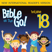 Bible on the Go Vol. 18: The Story of King Solomon (1 Kings 2-4, 6-8), by Zondervan