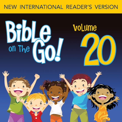 Bible on the Go Vol. 20: The Story of Elisha (2 Kings 4-5, 17; 2 Chronicles 24) Audiobook, by Zondervan