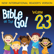 Bible on the Go Vol. 23: The Story of Nehemiah; Ezra Reads the Law (Nehemiah 1-2, 6-10), by Zondervan, Zondervan