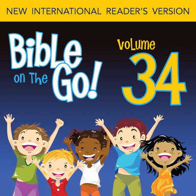 Bible on the Go Vol. 34: The Early Life of Jesus (Luke 1-2; Matthew 2): The Early Life of Jesus (Luke 1–2; Matthew 2) Audiobook, by Zondervan