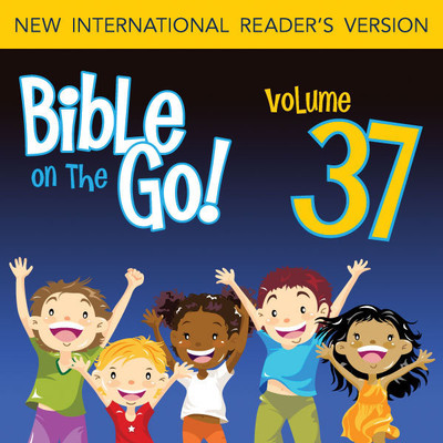 Bible on the Go Vol. 37: The Sermon on the Mount, Part 2; Parables and Miracles of Jesus, Part 1 (Matthew 7-8, 13; Mark 4-5) Audiobook, by Zondervan
