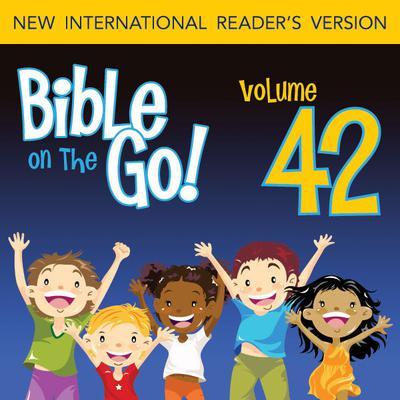 Bible on the Go Vol. 42: The Crucifixion, Death and Resurrection of Jesus (Mark 16; John 19-20; Luke 24; Matthew 28) Audiobook, by Zondervan