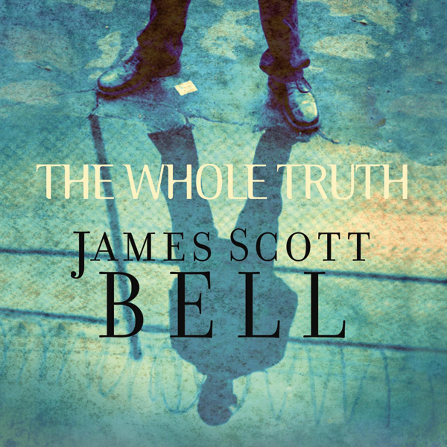 Printable The Whole Truth Audiobook Cover Art
