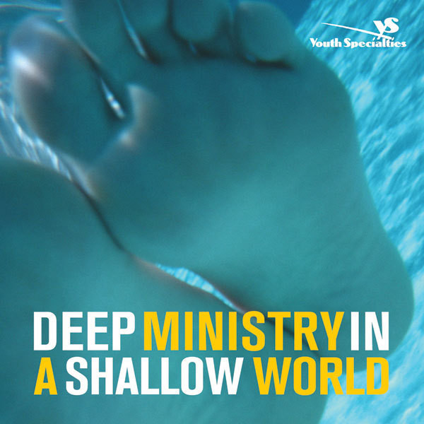 Printable Deep Ministry in a Shallow World: Not-So-Secret Findings about Youth Ministry Audiobook Cover Art