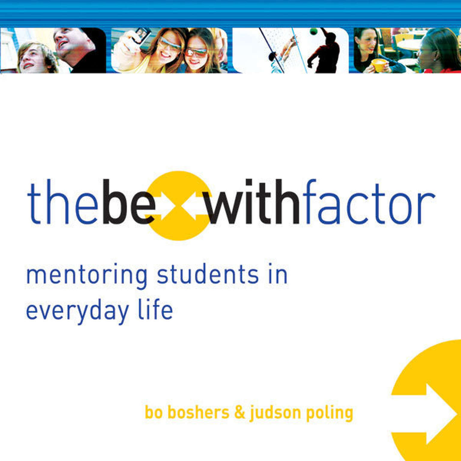 Printable The Be-With Factor: Mentoring Students in Everyday Life Audiobook Cover Art
