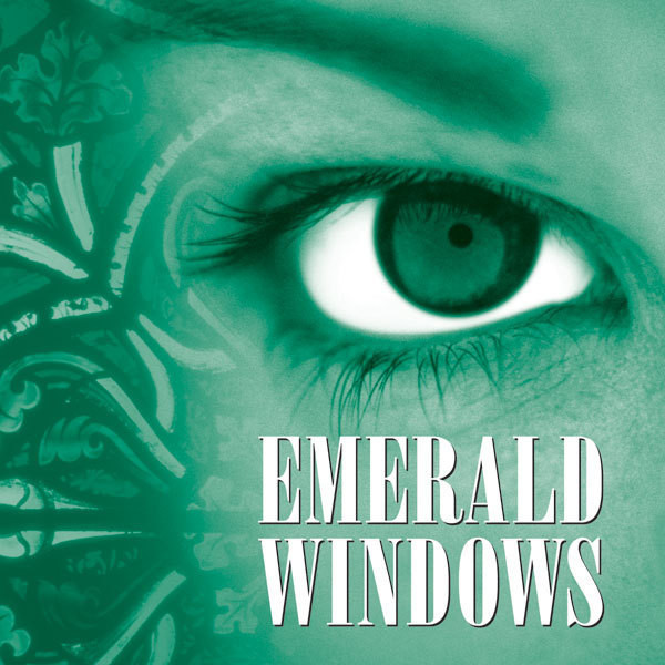 Printable Emerald Windows Audiobook Cover Art