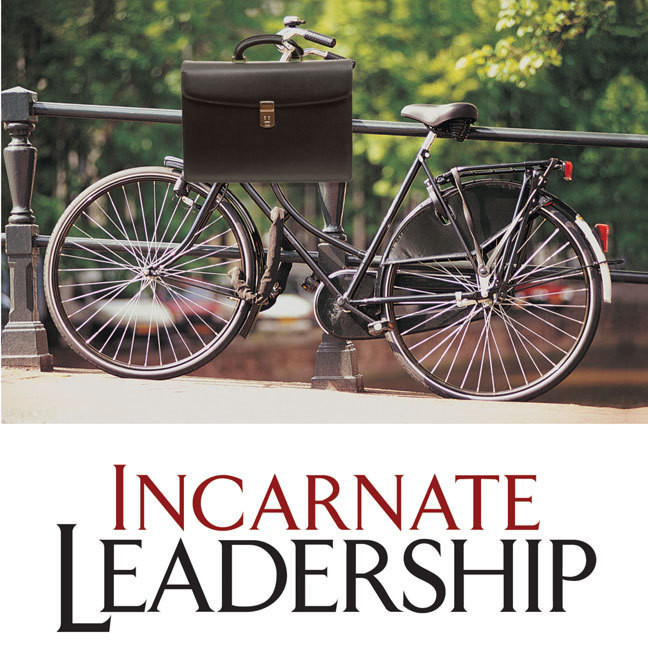 Printable Incarnate Leadership: 5 Leadership Lessons from the Life of Jesus Audiobook Cover Art
