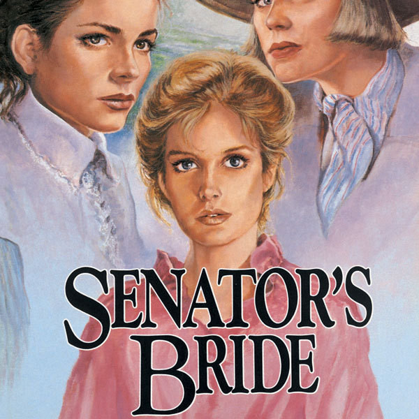 Printable Senator's Bride Audiobook Cover Art