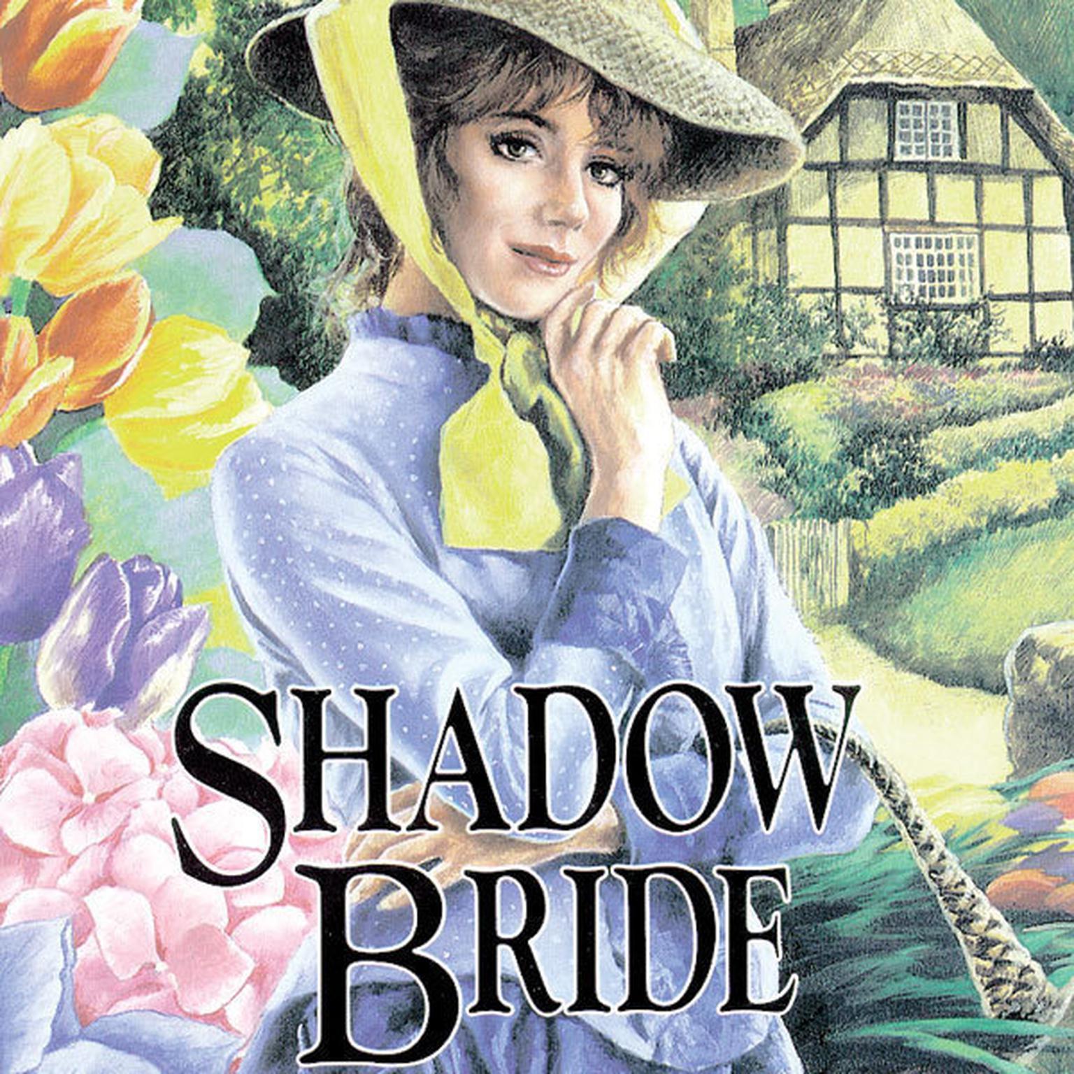 Printable Shadow Bride Audiobook Cover Art
