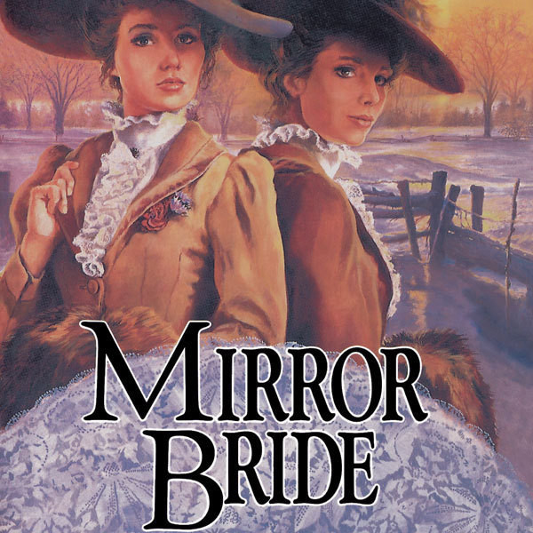 Printable Mirror Bride Audiobook Cover Art