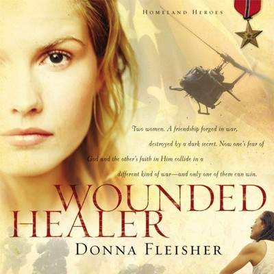 Wounded Healer Audiobook, by Donna Fleisher