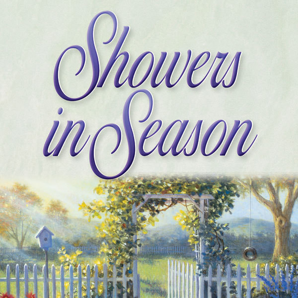 Printable Showers in Season Audiobook Cover Art