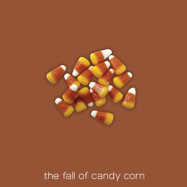 Printable The Fall of Candy Corn Audiobook Cover Art