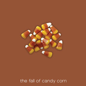 The Fall of Candy Corn Audiobook, by Debbie Viguié