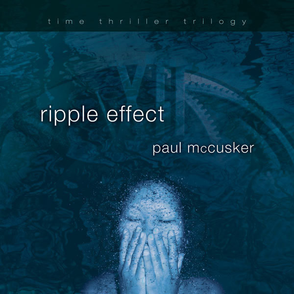 Printable Ripple Effect Audiobook Cover Art