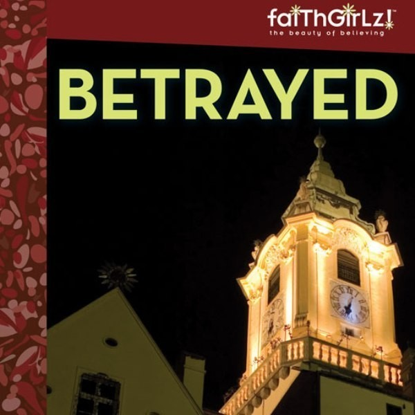 Printable Betrayed Audiobook Cover Art