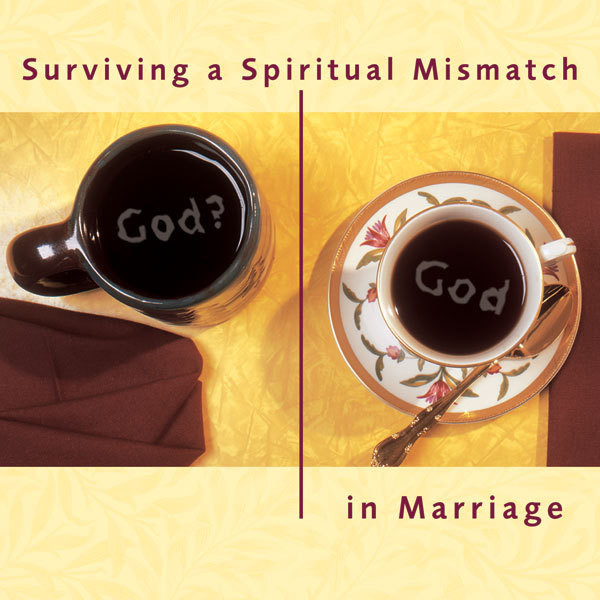 Printable Surviving a Spiritual Mismatch in Marriage Audiobook Cover Art