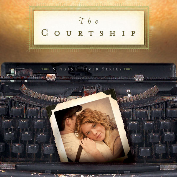 Printable The Courtship Audiobook Cover Art