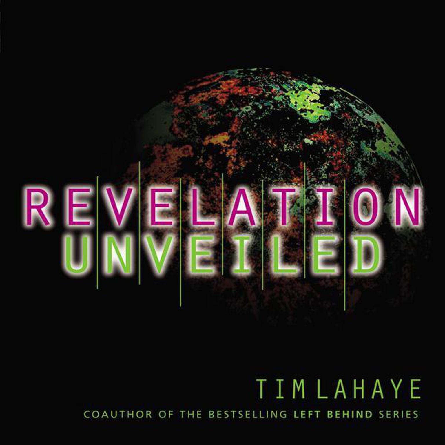 Printable Revelation Unveiled Audiobook Cover Art