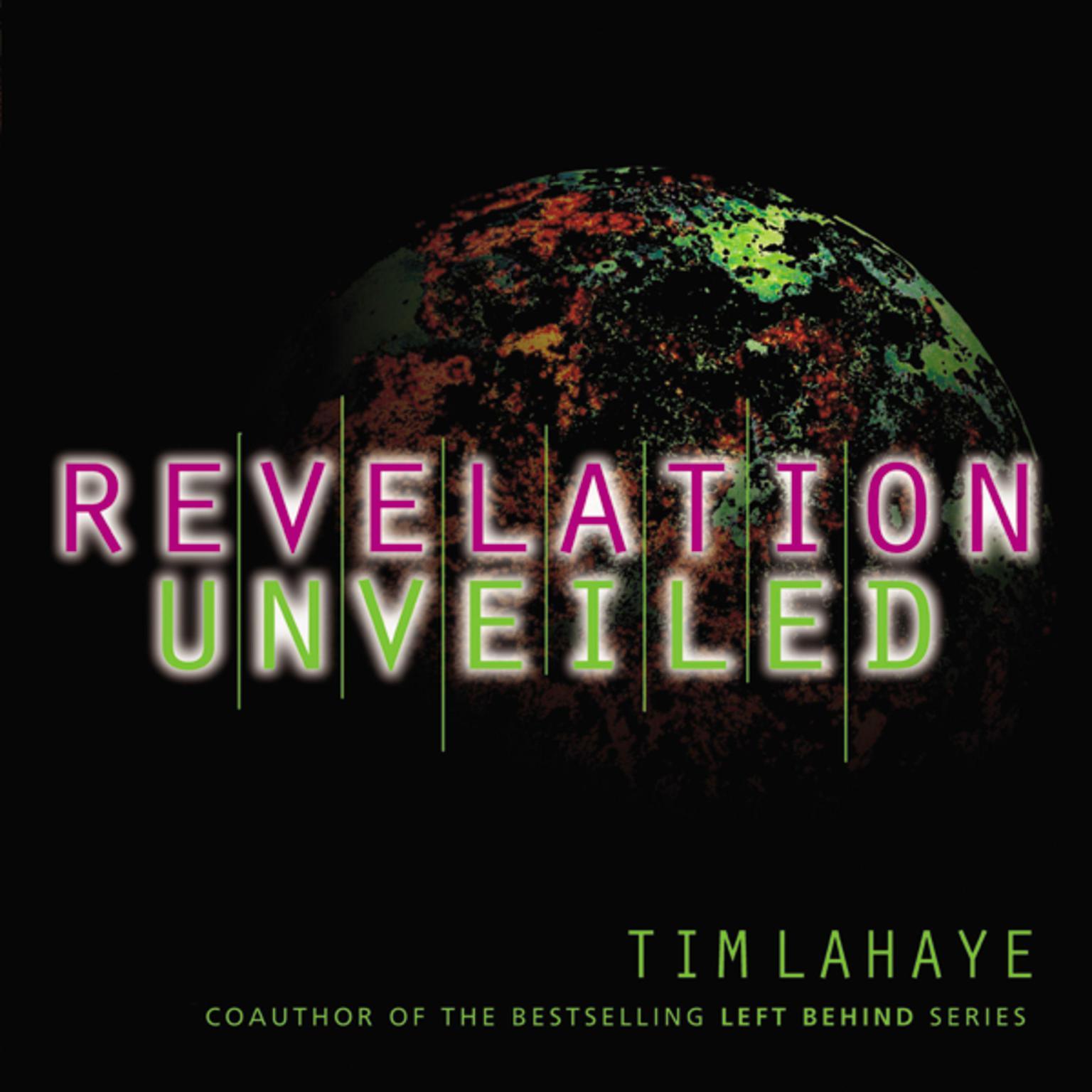 Printable Revelation Unveiled Audiobook Cover Art