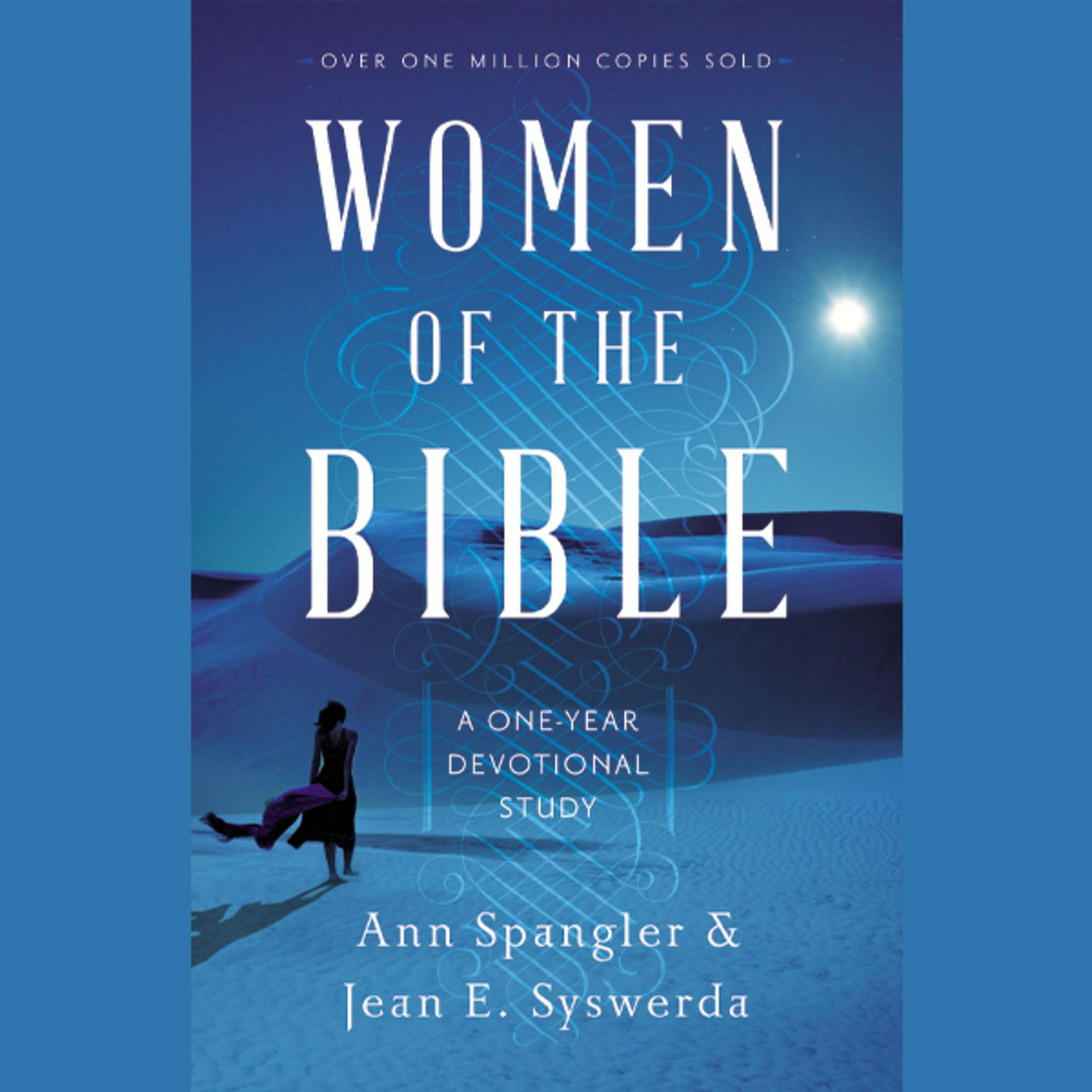 Printable Women of the Bible: A One-Year Devotional Study Audiobook Cover Art