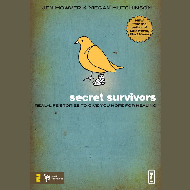 Printable Secret Survivors: Real-Life Stories to Give You Hope for Healing Audiobook Cover Art